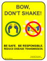 Bow-Don't-Shake PDF download - Vertical -                   Yellow